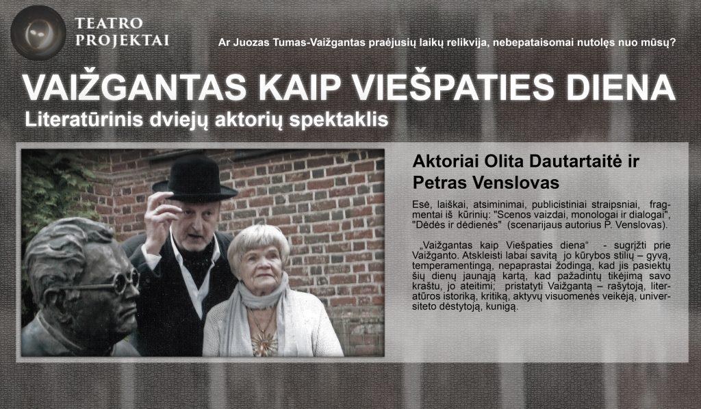 VAIŽGANTAS KAIP VIEŠPATIES DIENA_ plakatas